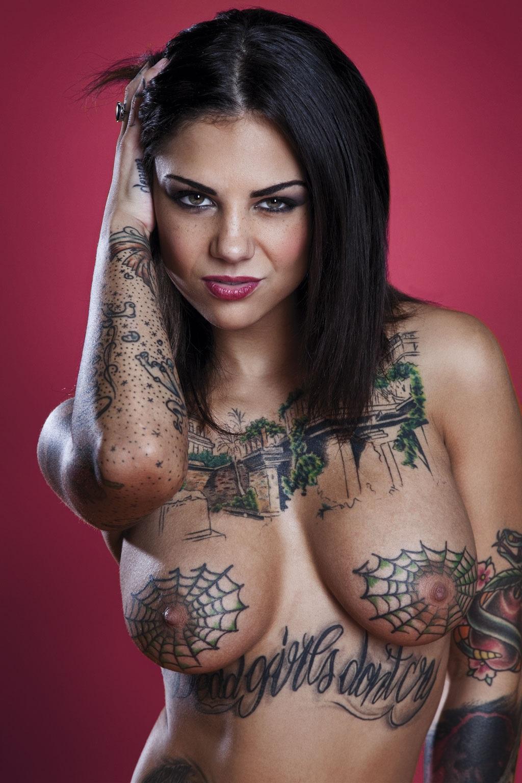 Bonnie Rotten Nude